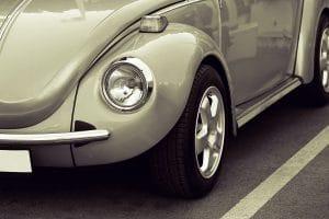car reg plate